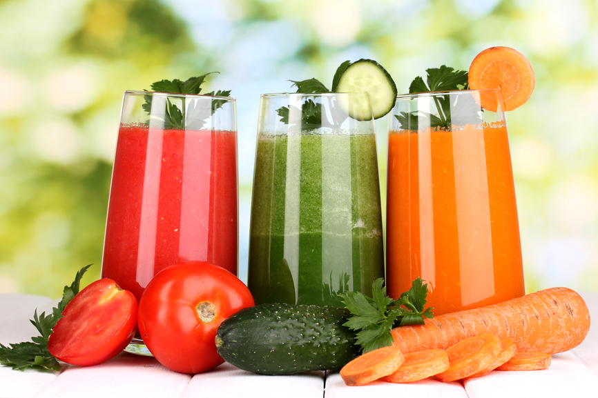 Juicing For Heart Disease? The Heart Healthy Effects Of Juicing