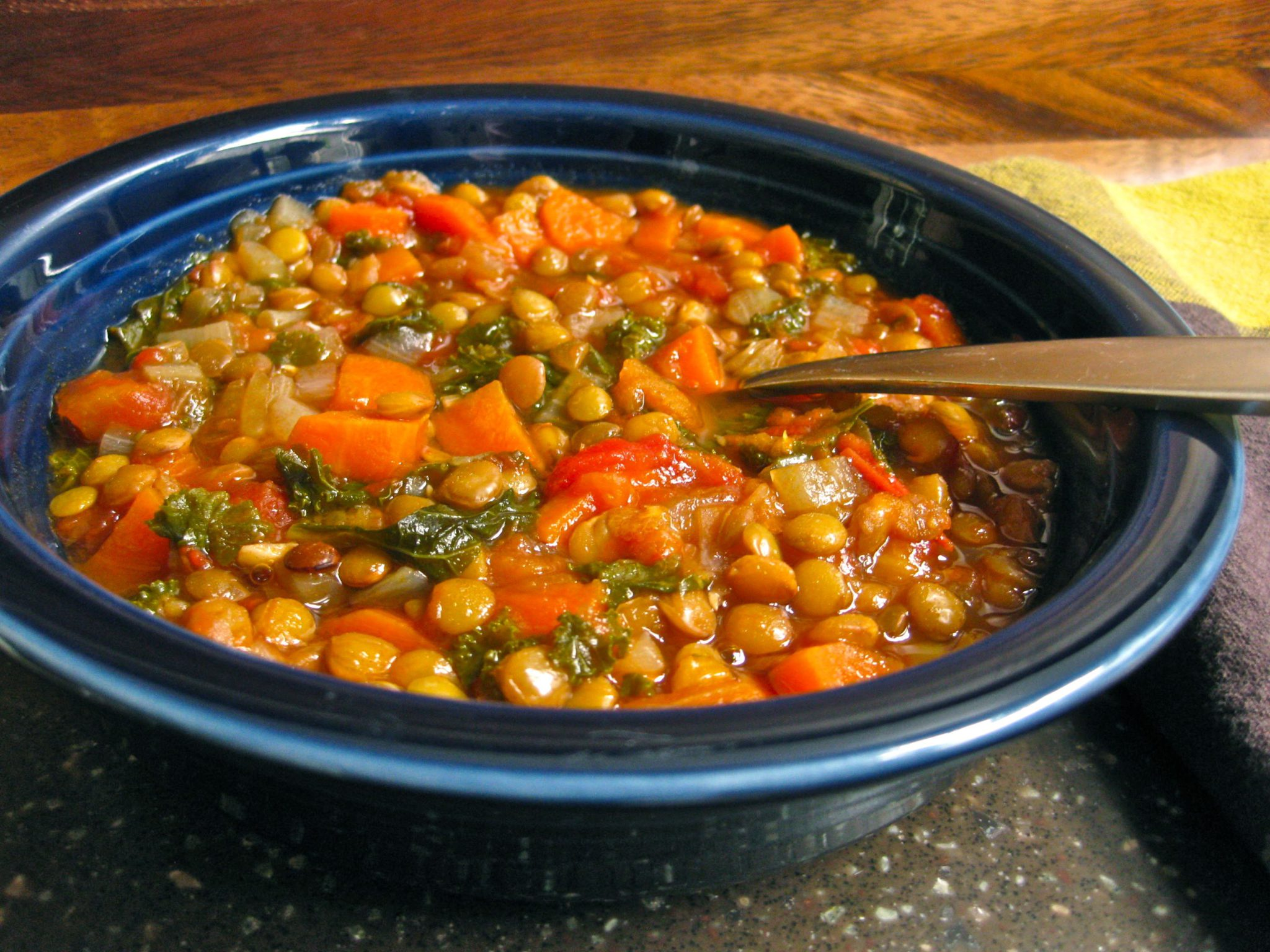 juicing-for-heart-disease-lentil-soup